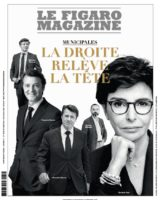 couverture figaro mag